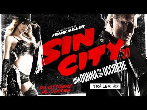 Preview Trailer Sin City - Una donna per cui uccidere