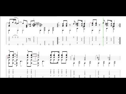 Guitar guitar tabs 007 theme song : Online: Fingerstyle Tutorial 007 James Bond Theme Guitar Lesson W ...