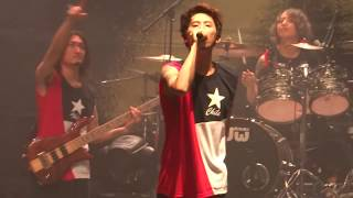 ' American Girls + Kanzen Kankaku Dreamer '  | ONE OK ROCK in Chile 171003 |