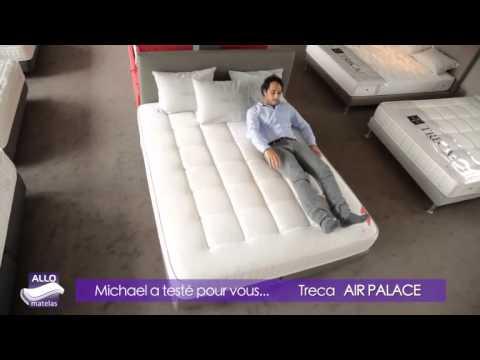 Matelas AIR PALACE 700 TRECA / ROYAL R SPRING par Michael #allomatelas