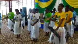 Performing isa custom dance in the 39 independence day 2017.
