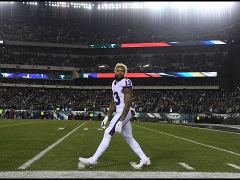 Odell Beckham Jr. - See Me Fall Mix HD (видео)
