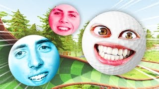 CRAZY GOLFING WITH DENIS & CORL - Golf With Friends