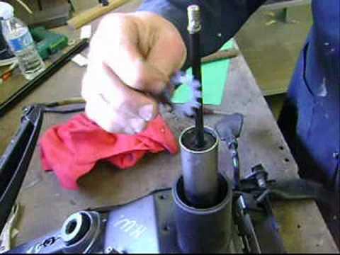 Office chair repair Haworth gas cylinder lift ,