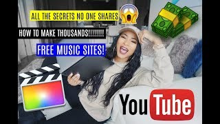 Video HOW TO START A YOUTUBE CHANNEL| TIPS NO ONE SHARES!! MP3, 3GP, MP4, WEBM, AVI, FLV Desember 2018