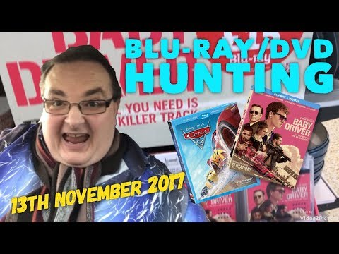 Blu-ray / DVD Hunting With Big Pauly (13/11/2017) - I'm A Baby Driver