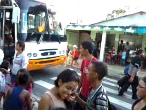 Chegada ao Rio Preto da Eva/AM video 2013 09 14 16 05 24