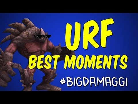 Urf Best Moments - Big Damaggi E Rotelle Del Destino
