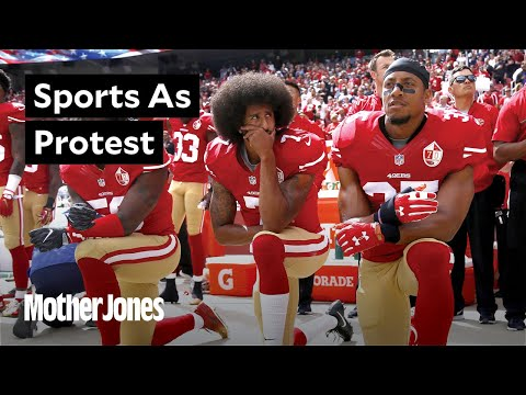 A Brief History of Protest in Sports