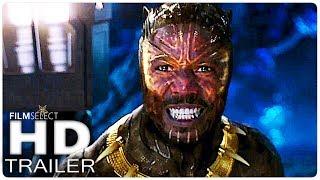 """Video BLACK PANTHER """"War"""" Trailer (Marvel 2018) MP3, 3GP, MP4, WEBM, AVI, FLV April 2018"""