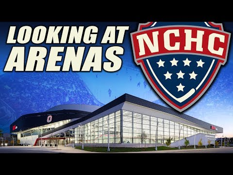 Looking at NCHC Arenas