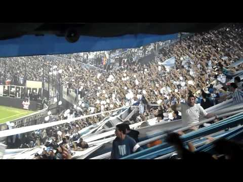 No me arrepiento de este amor ! Racing - La Guardia Imperial - Racing Club