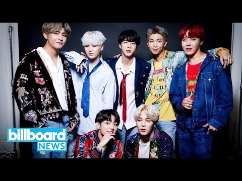 BTS Takes on Post Malone for No. 1 on the Billboard 200 Albums Chart   Billboard News
