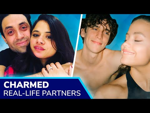 CHARMED Actors Real-Life Partners ❤️ Sarah Jeffery & Nick Hargrove off-screen love story