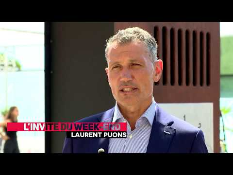 L'invité du week-end : Laurent Puons