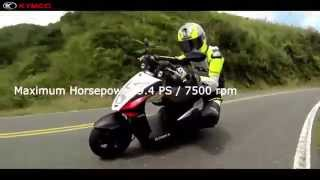 6. Kymco Agility RS Naked 125