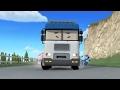 Робокар Поли - Приключение друзей - Когда сдают тормоза (мультфильм 1)