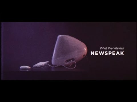 , title : 'Newspeak - What We Wanted (Official Music Video)'