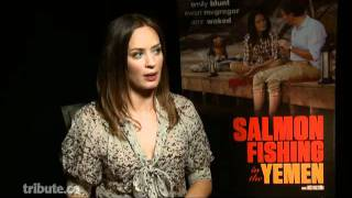 Nonton Emily Blunt   Salmon Fishing In The Yemen Interview At Tiff 2011 Film Subtitle Indonesia Streaming Movie Download