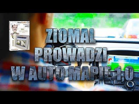 Polish Voic ZIOMAL PROWADZI W AUTO MAPIE v1.0