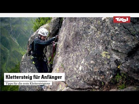 Klettersteig für Anfänger|Tipps für deine erste Klettersteigtour