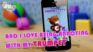 Talking Teddy Bear Pro YouTube video