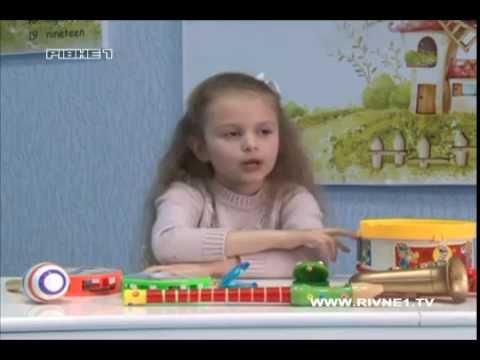 """Дитяча телестудія """"Рівне 1"""" [81-й випуск]"""