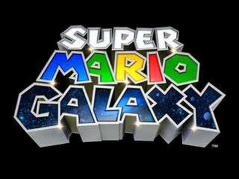 Super Mario Galaxy OST number 1