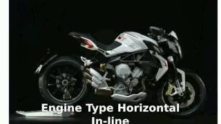 10. 2014 MV Agusta Brutale 800 Dragster - Features and Details