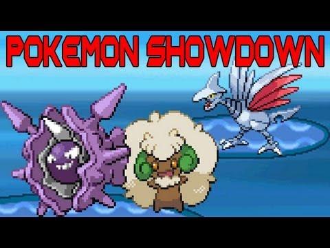 how to use pokemon showdown
