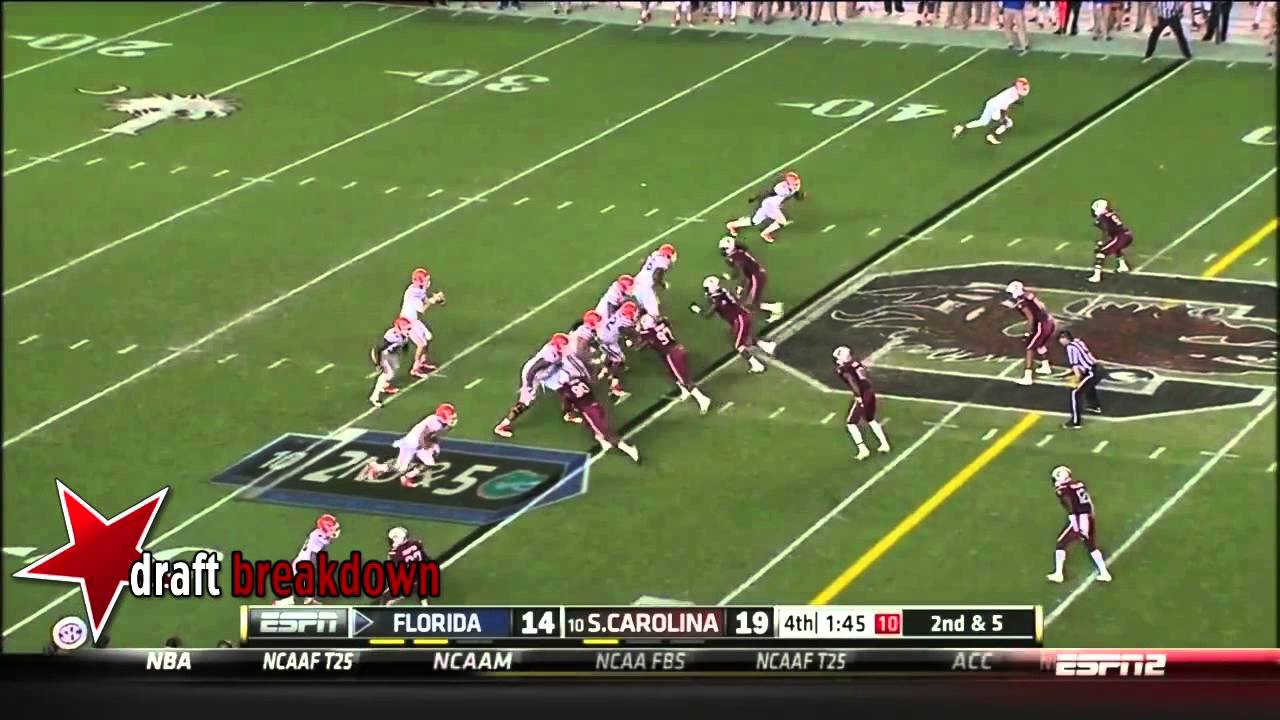 Jadeveon Clowney vs Florida (2013)