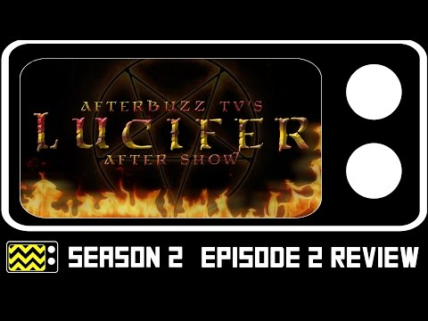 Lucifer Season 2 Episode 2 Review & After Show | AfterBuzz TV
