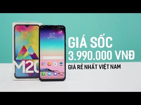 Galaxy M20 - Giá Sốc Chưa Đến 4 Triệu Quá Rer , PIN '' Max Trâu '' Camera Ngon , Hiệu Năng Tốt! - Thời lượng: 8:16.
