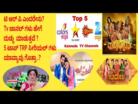 How To Get TRP ToTv chanels In Kannada ? How to Do Money Tv channels from Serial  |Ztv|Collor Tv
