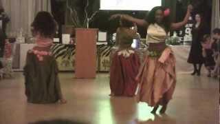 Mauritian Sega&Kenyan Chakacha dance - Jaivah - Toronto African Dance