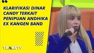 "Video P3H - Klarifikasi Dinar Candy Terkait Penipuan Oleh Andhika Ex ""Kangen Band"" (16/8/19) Part 1 MP3, 3GP, MP4, WEBM, AVI, FLV Agustus 2019"