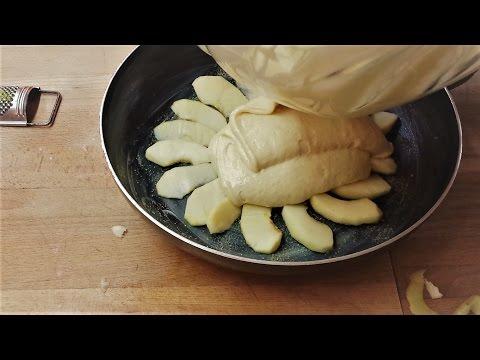 torta in padella - ricetta