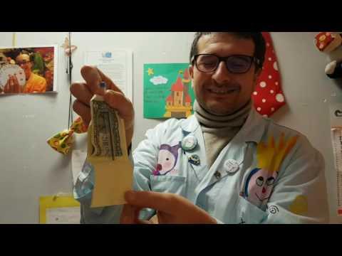 Penna che Trapassa Banconota - MAGIA IMPROMPTU TUTORIAL - Smart Magic Trick