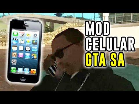 Tutorial para cambiar el celular (teléfono - móvil) en GTA SA (PC) por vigilantes15