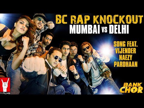 BC Rap Knockout: Mumbai vs Delhi | Extended Version | Bank Chor | Riteish | Vijender | Rhea