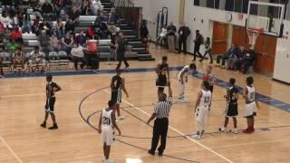 Boys' JV Basketball, Lorain vs. Cleveland Heights, February 24, 2017.