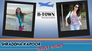 Shraddha Kapoor has been setting major vacation goals with her trip to Italy. The actress recently went to Italy with her friend.