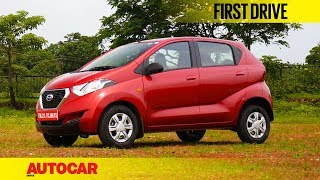The Datsun Redigo gets a larger and more powerful 1.0-litre engine. How much of a difference does the larger heart make? Nikhil Bhatia finds out. SUBSCRIBE to Autocar India for hottest automotive news and the most comprehensive reviews ► http://bit.ly/AutocarIndAutocar India is your one stop source for test drive reviews & comparison test of every new car released in India. We also offer a great mix of other automotive content including podcasts, motor show reports, travelogues and other special features.Click this link for latest car reviews ►http://bit.ly/ACI-NewCarReviewsClick this link for comparison tests of latest cars & bikes ►http://bit.ly/ACI-ComparisonClick this link for latest bike reviews ►http://bit.ly/ACI-BikeReviewsClick this link for Autocar India exclusive features ►http://bit.ly/ACI-FeaturesVisit http://www.autocarindia.com for the latest news & happenings from the auto world.Facebook: http://www.facebook.com/autocarindiamagTwitter: http://www.twitter.com/autocarindiamagG+: https://plus.google.com/+autocarindia1