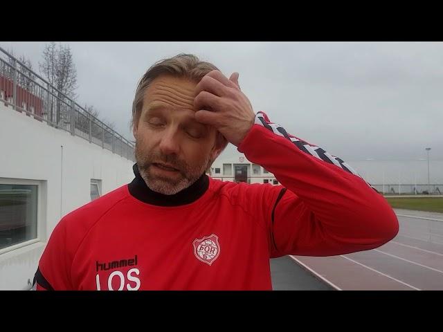 Lárus Orri: Hundfúlt að tapa sérstaklega á heimavelli