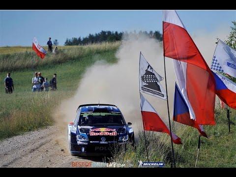 Vídeo shakedown WRC Rallye Polonia 2015 by bestofrallylive