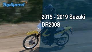 5. 2015 - 2019 Suzuki DR200S