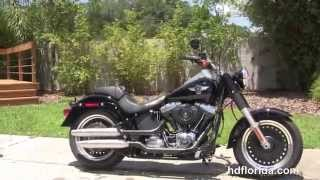 4. Used Harley Davidson FatBoy Lo for sale in Texas