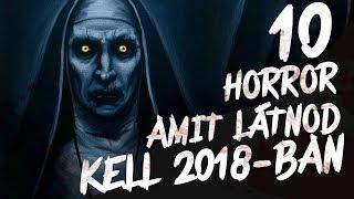 Nonton 10 Horror  Amit L  Tnod Kell 2018 Ban Film Subtitle Indonesia Streaming Movie Download