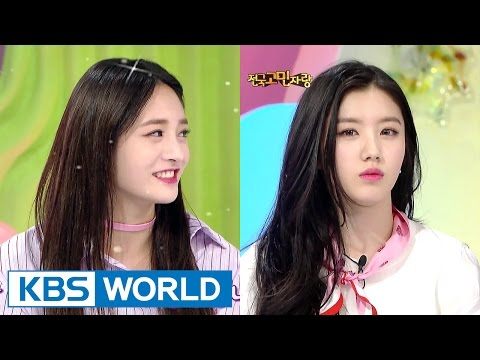 Video Hello Counselor - Park Doolseon, Kyulkyung, Siyeon [ENG/THA/2017.04.10] download in MP3, 3GP, MP4, WEBM, AVI, FLV January 2017