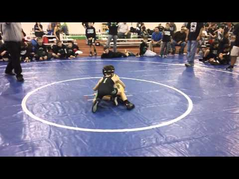 Anthony Clark vs Logan Ashton vac 2011